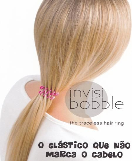 Elásticos Invisibobble