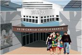Logo: Escola Secundria de Camilo Castelo Branco