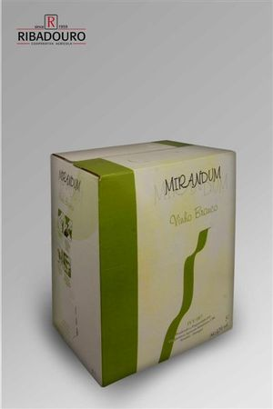 Box Mirandum White 5L