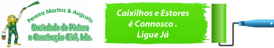banner caixilhos