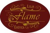 Logo: Flame Erótica - Sex Shop