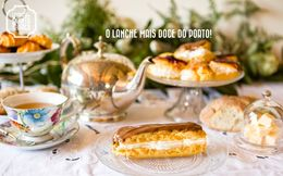 O Lanche mais Doce do Porto!